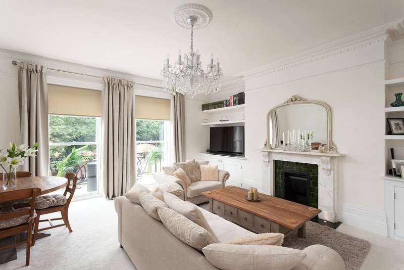2 Bedrooms Flat for rent in Kentish Mansions, London Road
