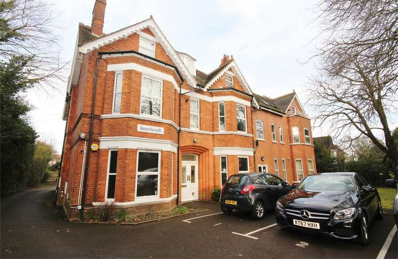 2 Bedrooms Flat for sale in Beechcroft, 35 Wellington Road, Bournemouth, Dorset