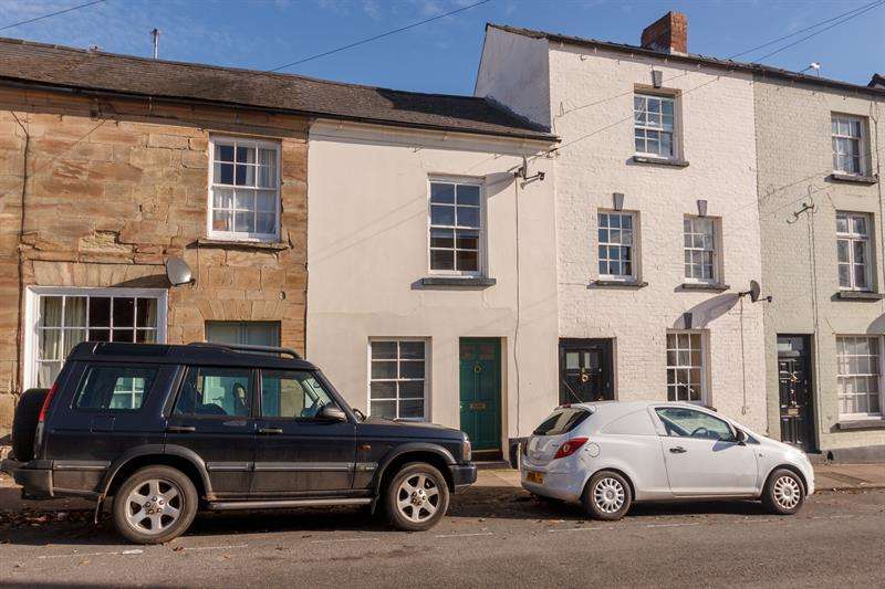 2 Bedrooms Terraced House for sale in New Street, Ross-On-Wye