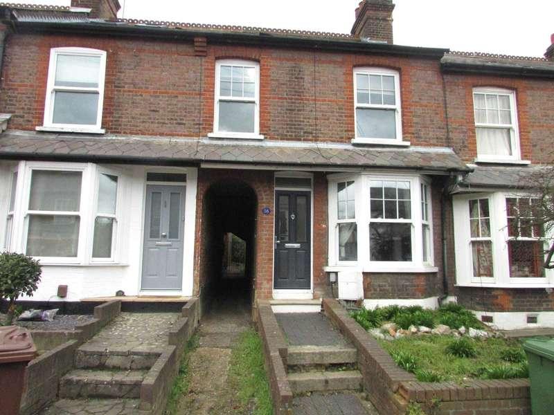 3 Bedrooms Terraced House for rent in Station Road, Radlett