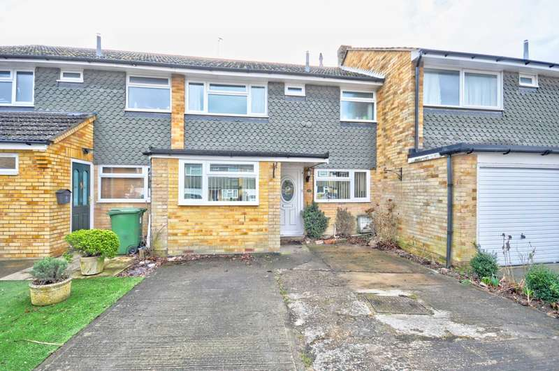 3 Bedrooms Terraced House for sale in Hedgerley, Chinnor
