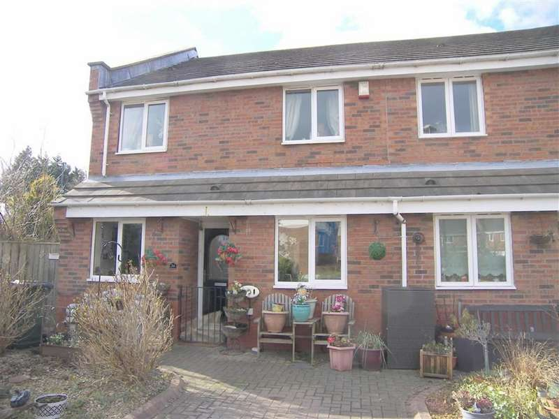 3 Bedrooms End Of Terrace House for sale in Commissioners Wharf, North Shields, NE29