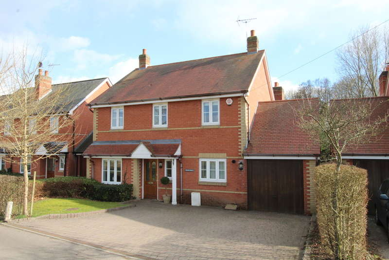 4 Bedrooms Detached House for sale in Tanfield Lane, Wickham