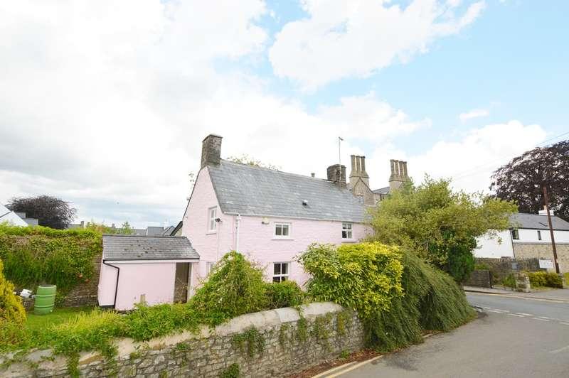 2 Bedrooms Detached House for rent in Rose Cottage, Southgate, Cowbridge, Vale Of Glamorgan CF71 7BD