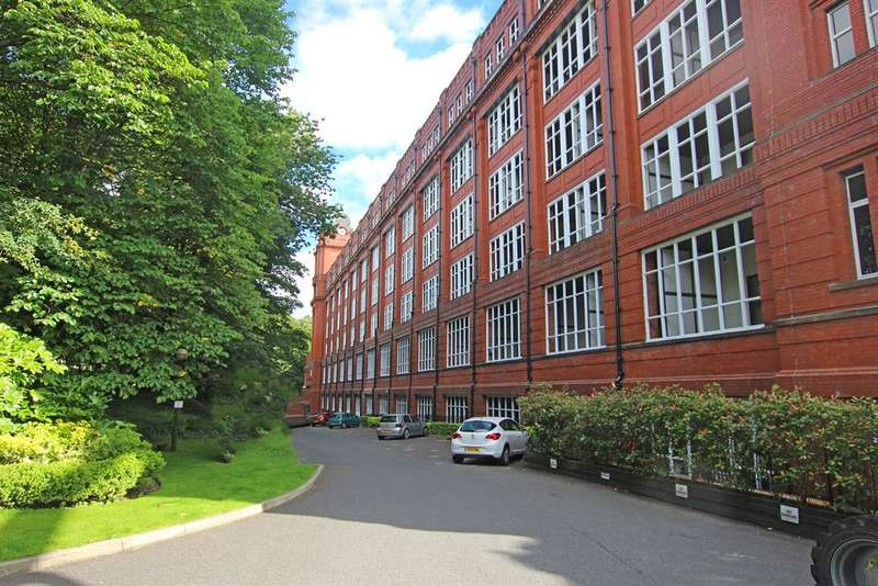 3 Bedrooms Ground Flat for sale in Cotton Works Holden Mill Blackburn Road Bolton BL1 7LS