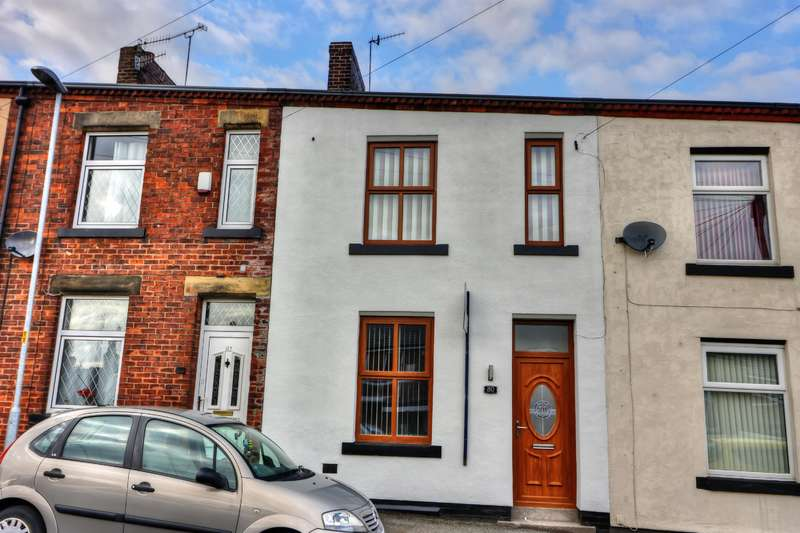 2 Bedrooms Terraced House for sale in James Street, Littleborough, OL15 8NF