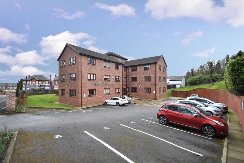 2 Bedrooms Apartment Flat for sale in Holyrood House, Bury Old Road, Prestwich, Manchester, M25