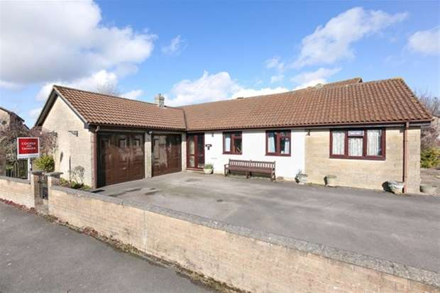 3 Bedrooms Detached Bungalow for sale in Compton Gardens, Frome