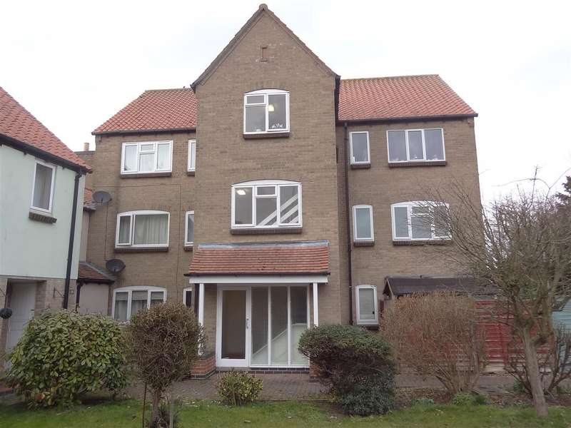 2 Bedrooms Flat for sale in Orchard Close, Sleaford
