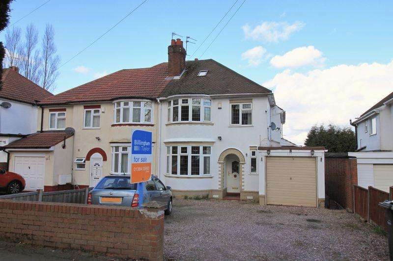 3 Bedrooms Semi Detached House for sale in The Broadway, Dudley, DY1 3DN