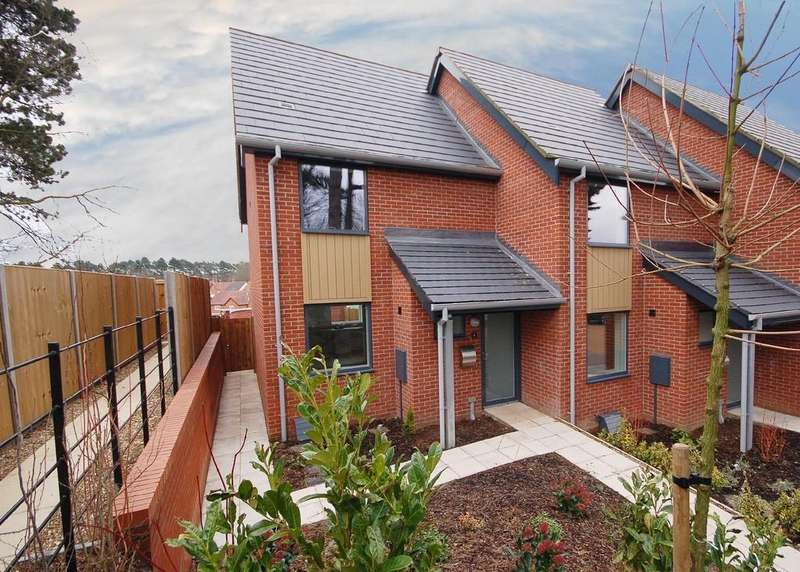 2 Bedrooms End Of Terrace House for sale in Snaefell Park, Sheringham