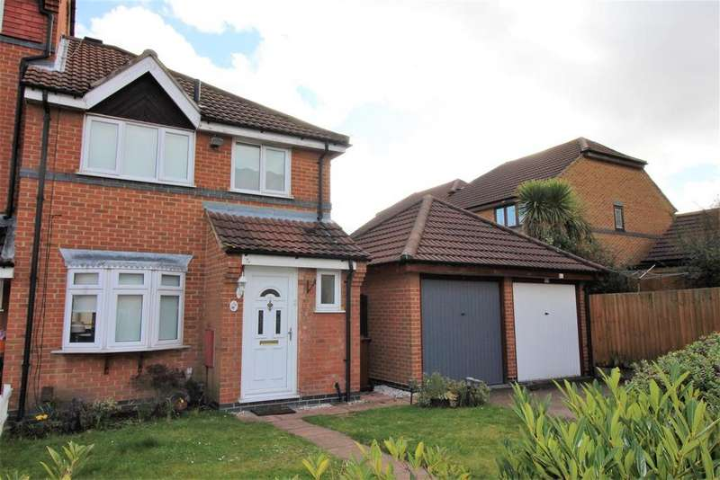 3 Bedrooms Semi Detached House for sale in Chance Close, Chafford Hundred, Grays