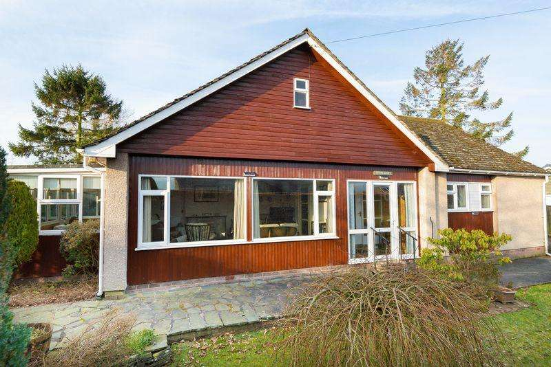 3 Bedrooms Detached Bungalow for sale in Cedar Croft, Bolton, Appleby-In-Westmorland