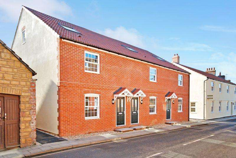 4 Bedrooms End Of Terrace House for sale in Station Road, Castle Cary