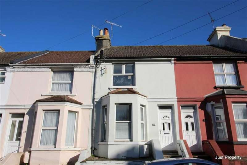 3 Bedrooms Terraced House for sale in Battle Road, St Leonards On Sea