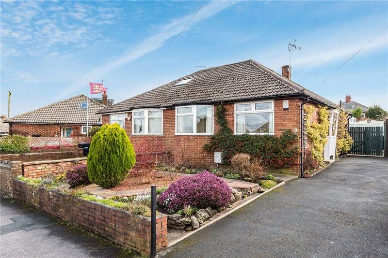 2 Bedrooms Semi Detached Bungalow for sale in St. Johns Way, Harrogate, North Yorkshire