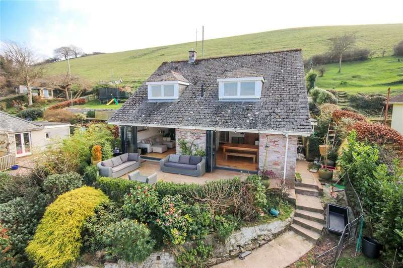 4 Bedrooms Detached House for sale in Stoke Road, Noss Mayo, PL8