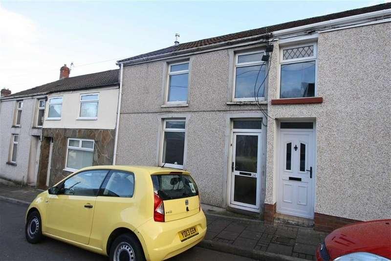 3 Bedrooms Terraced House for sale in Gwawr Street, Aberaman, Aberdare, Mid Glamorgan