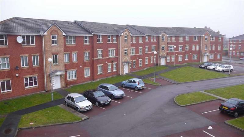2 Bedrooms Apartment Flat for sale in 6 Bankfield Street, Blackley, M9