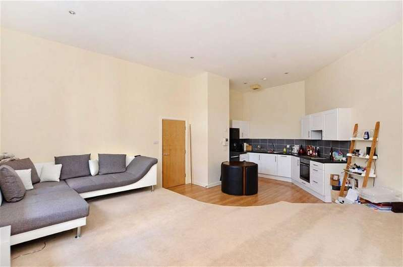 2 Bedrooms Flat for sale in Apt 8, St Pauls Chambers, 6 St Pauls Parade, Sheffield, S1