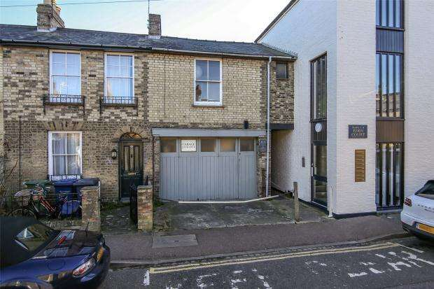 1 Bedroom Terraced House for sale in Eden Street, Cambridge