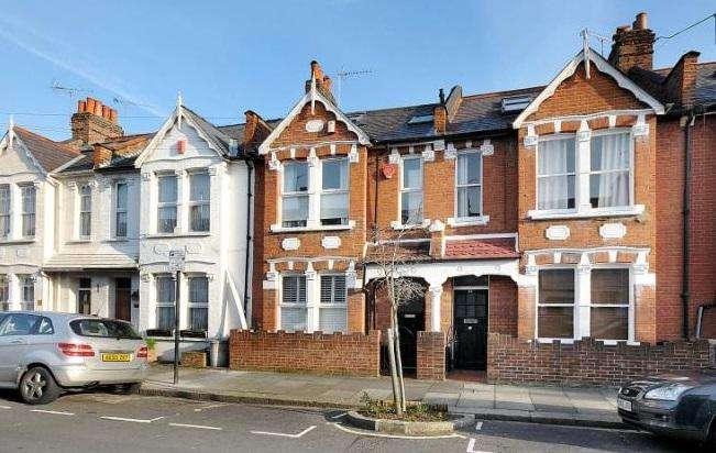 4 Bedrooms Terraced House for sale in Thorpebank Road, Shepherds Bush, London, W12