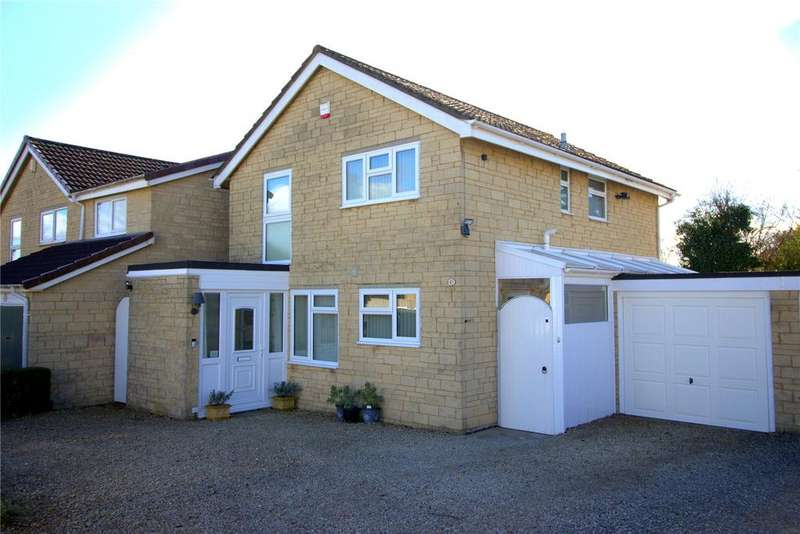 3 Bedrooms Detached House for sale in Stratton Heights, Cirencester, GL7
