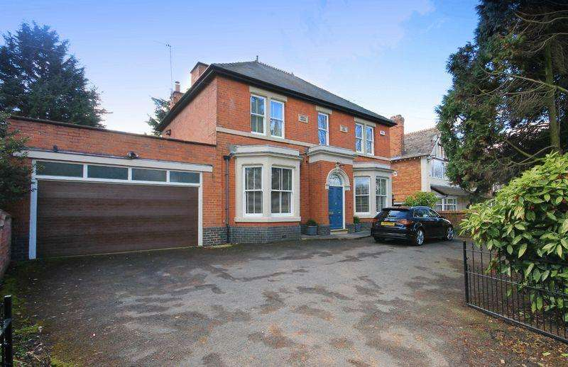 4 Bedrooms Detached House for sale in SHARDLOW ROAD, ALVASTON