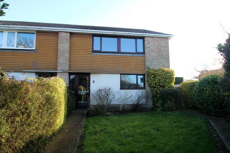 4 Bedrooms Semi Detached House for sale in St. Marys Gardens, Littlehampton