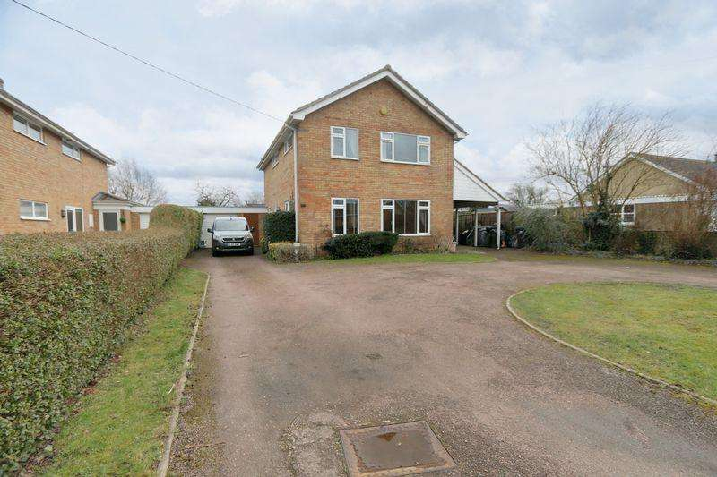 4 Bedrooms Detached House for sale in Drury Lane, Wicken