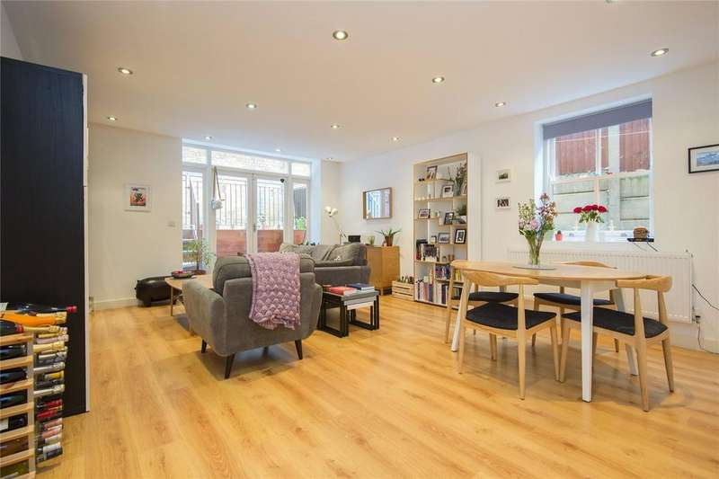 1 Bedroom Flat for sale in Roding Road, London, E5