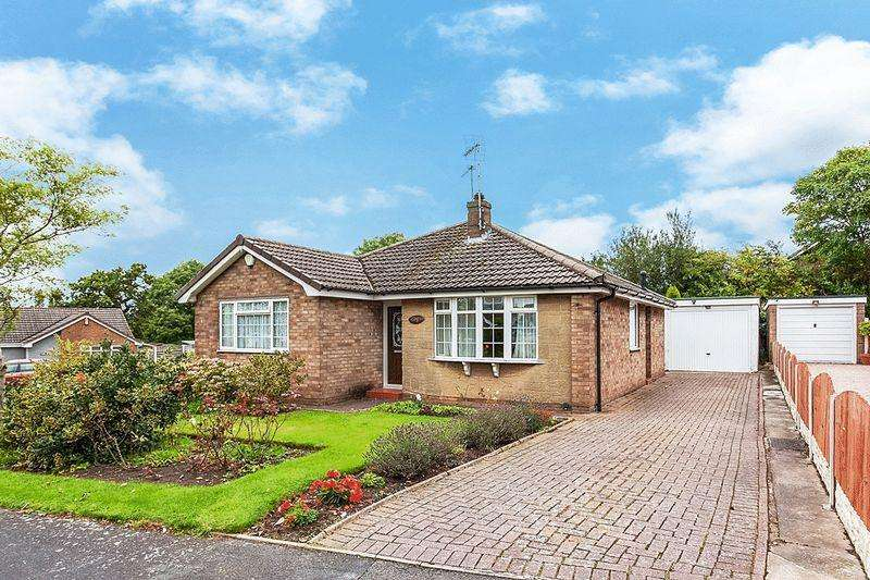 3 Bedrooms Detached Bungalow for sale in Fields Road, Congleton