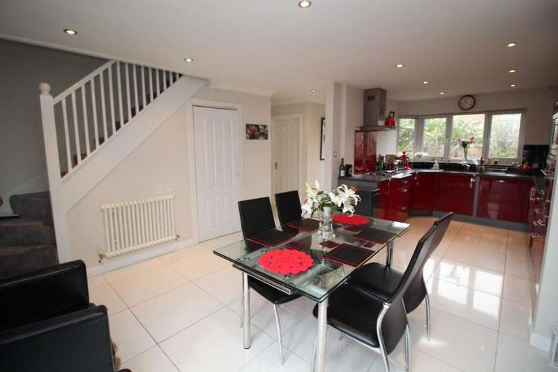 2 Bedrooms Town House for sale in Vancouver Quay, Salford Quays, Salford, M50