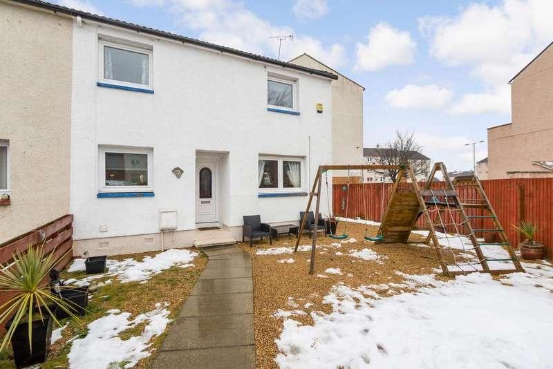 4 Bedrooms End Of Terrace House for sale in 7 Murrayburn Green, Murrayburn, Edinburgh, EH14 2PJ