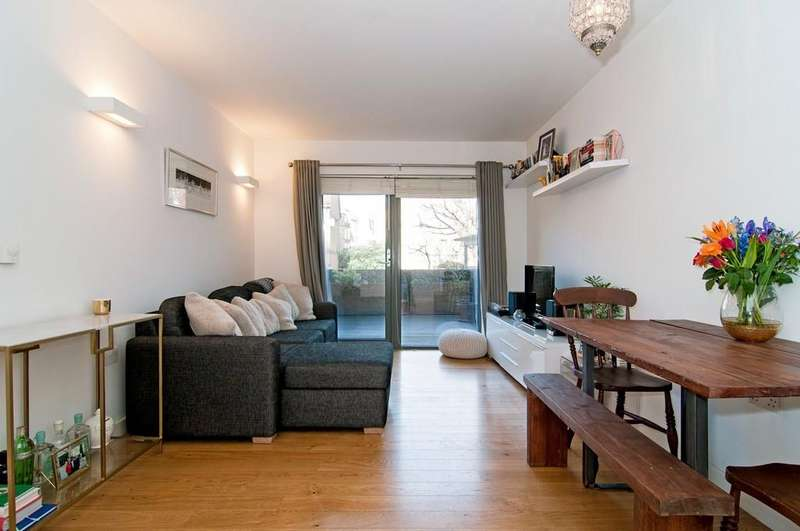 1 Bedroom Apartment Flat for sale in Fermoy Road, London W9