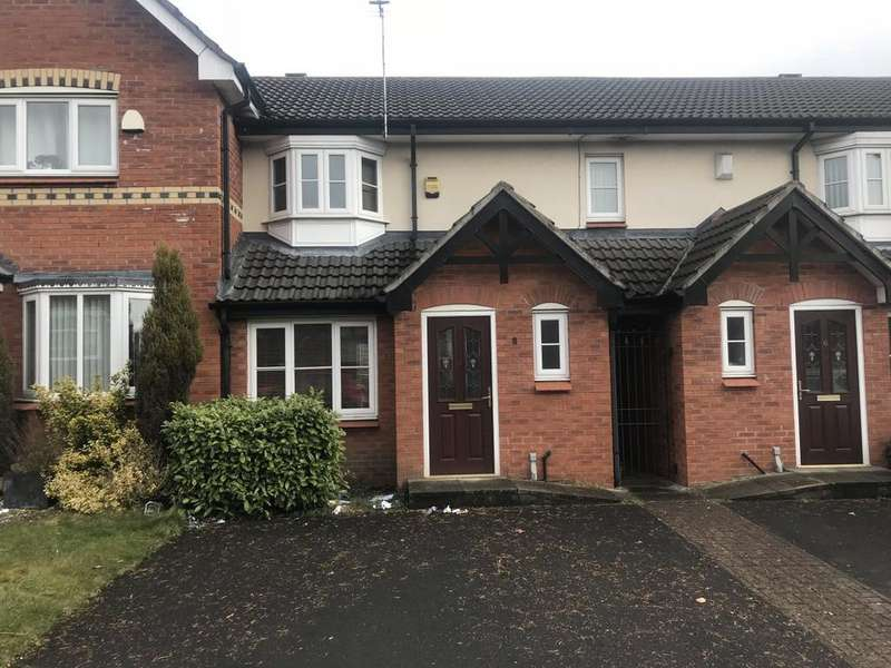 2 Bedrooms Terraced House for rent in Clapham Street, Moston