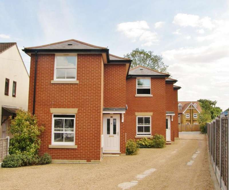 1 Bedroom Apartment Flat for sale in Allnutts Road, Epping