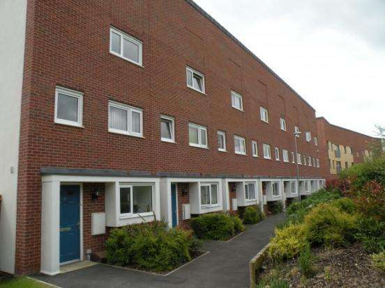 5 Bedrooms Terraced House for rent in Aviation Avenue Aviation Avenue, Hatfield, AL10
