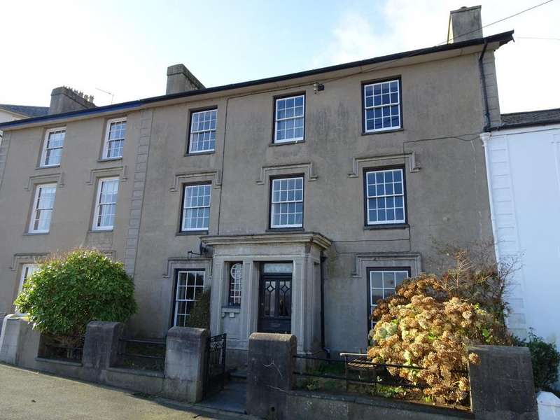 4 Bedrooms Terraced House for sale in Garthowen, 6 Marine Terrace, Porthmadog LL49