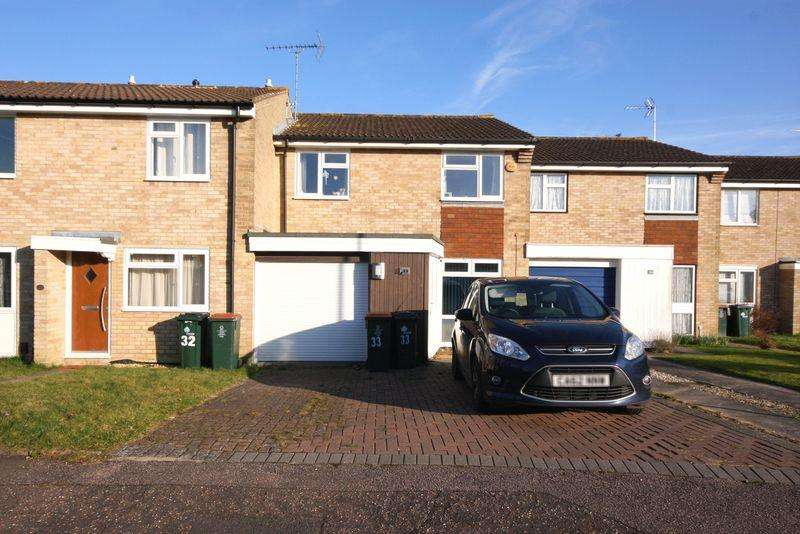 3 Bedrooms Terraced House for sale in Holmcroft, Crawley