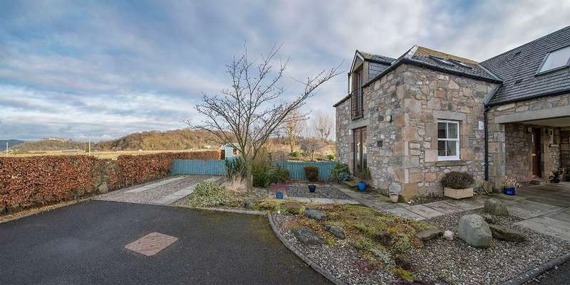 4 Bedrooms Barn Conversion Character Property for sale in South Kersebonny, Stirling, Scotland, FK8 3AB