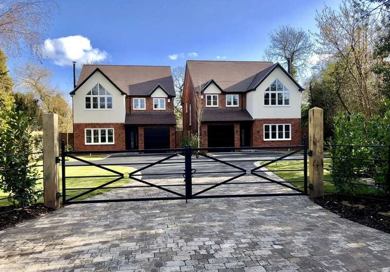 4 Bedrooms Detached House for sale in Rising House, Rising Lane, Baddesley Clinton