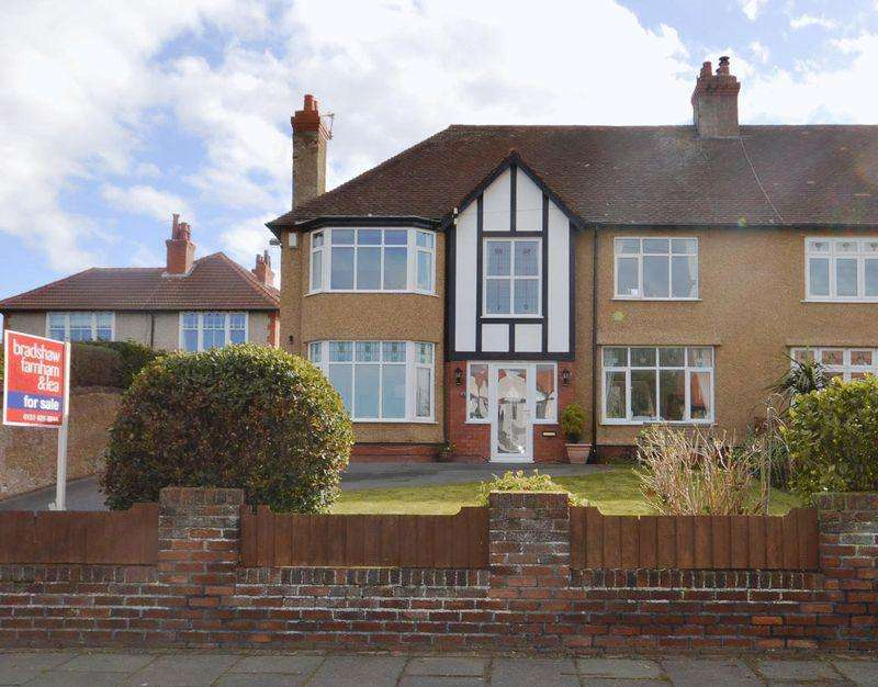 4 Bedrooms Semi Detached House for sale in Forest Road, Meols