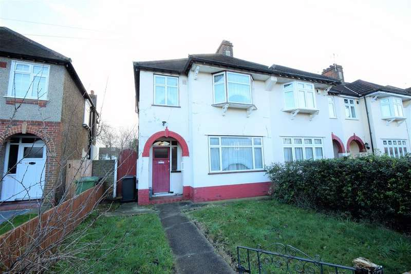 3 Bedrooms End Of Terrace House for sale in Bamford Road, Bromley