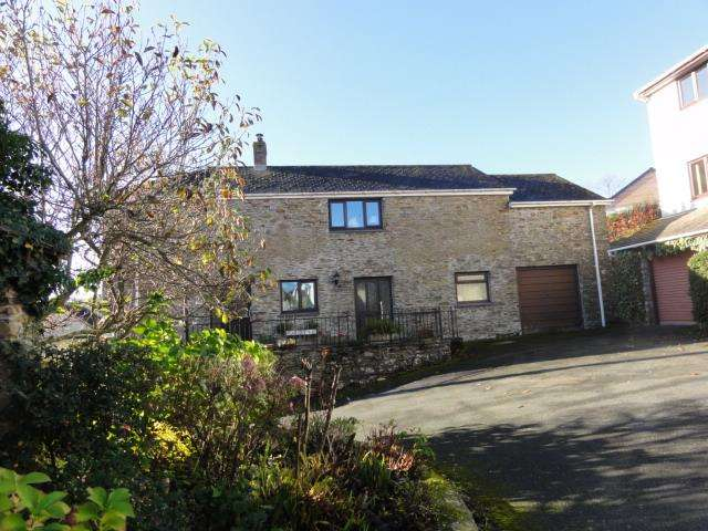 3 Bedrooms Barn Character Property for sale in Towns Lane, Loddiswell, Nr Kingsbridge TQ7