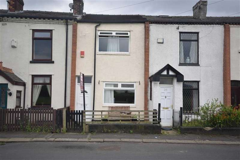 2 Bedrooms End Of Terrace House for rent in Ellesmere Street, Tyldesley