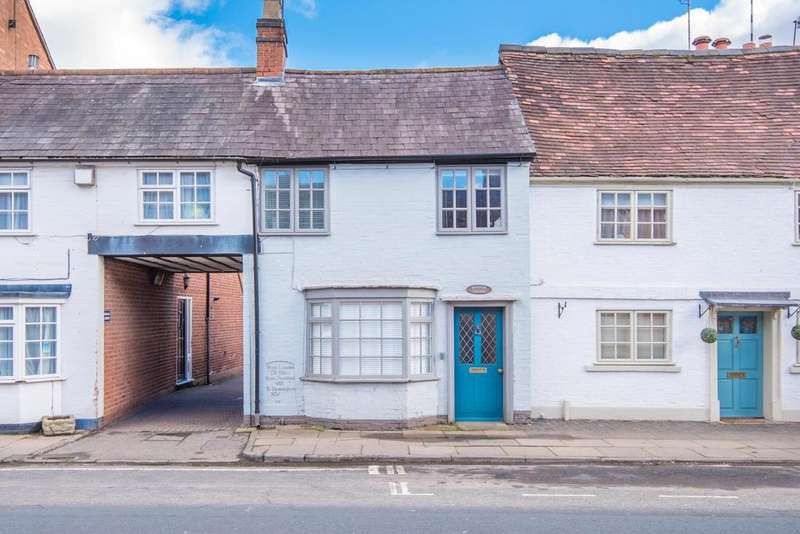 2 Bedrooms Cottage House for sale in High Street, Henley-In-Arden