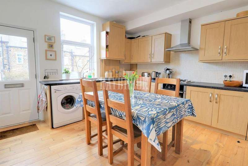 3 Bedrooms Terraced House for sale in Elgin Street, Crookes.