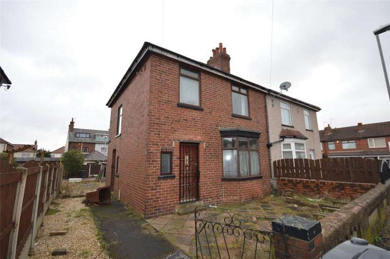 3 Bedrooms Semi Detached House for sale in Grovehall Avenue, Leeds, West Yorkshire