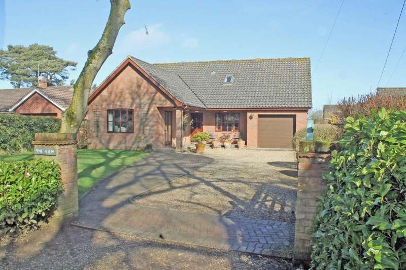 5 Bedrooms Detached Bungalow for sale in Warren Close, High Kelling NR25
